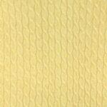 giallo chiaro - Sciarpa Treccine
