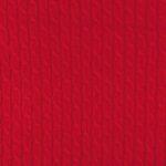 rosso - Sciarpa Treccine