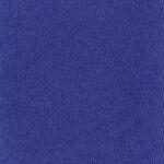 Maglia Costina Inglese Scollo V - Bluette