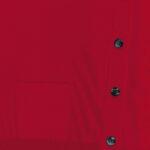 Cardigan a bottoni Uomo - Rosso